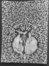 Voile d'autel de la Sainte Trinité<br>