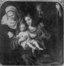 La Sainte Famille avec Sainte Anne