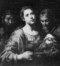 Salomé porte la tête de Jean Baptiste<br>Van Loon,  Theodoor