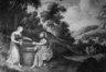 Jésus et la Samaritaine<br>