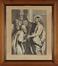 Jésus remettant les clés à saint Pierre<br>Van Den Enden,  Martinus I / Rubens,  Peter Paul / de Jode, Pieter I