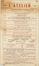 Programme de la saison 1960-1961 de l'Atelier