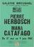 Affiche de l'exposition 'Pierre Herbosch/Mana Catafago'<br>Kumps,  H.