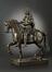Louis XIV à cheval<br>Girardon, François