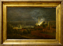 Incendie du palais de Nassau en 1625<br>Van Heil, Daniel
