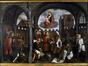 Triptyque des Quatre Saints Couronnés<br>Anonyme / Anoniem,