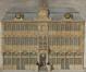 La Maison du Roi avant sa restauration (circa 1812)<br>Arconati-Visconti, Markies
