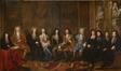 Le Conseil de la Gilde Drapière en 1699
