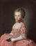 Portrait de Mademoiselle de Noailles<br>Drouais, François Hubert