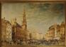 La Grand-Place en 1888<br>Walckiers, Gustave