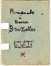Trois carnets de dessin de Jean-Jacques Gailliard