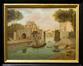 La Porte du Rivage et le pont basculant<br>Anonyme / Anoniem,