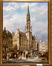 Le Marché dominical sur la Grand-Place de Bruxelles en 1887