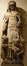 Grande sculpture de sainte Gudule<br>Anonyme / Anoniem,