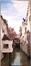 Vue de la Senne près de la rue dite Plattesteen<br>Van Moer, Jean-Baptiste