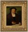 Portrait d'un prédicant<br>Holbein,  / Van Cleve, Joos