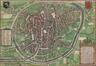 Plan de Bruxelles<br>Braun, Georg / Hogenberg, Frans