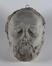 Masque d'Edgar Tinel, ancien directeur du Conservatoire