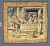 Les plaies d'Égypte: la grêle et les grenouilles<br>Tseraerts, Cornelis