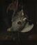 Retour d'une chasse au faucon - perdrix et attributs de chasse<br>Denies, I.
