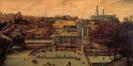 Le palais des ducs de Brabant au Coudenberg<br>Gassel, Lucas