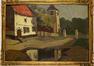 La tour romane de Neder-Over-Heembeek <br>Duerinckx, Adrien