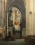 Vue intérieure de la collégiale des Saints-Michel-et-Gudule<br>Van Moer, Jean-Baptiste