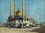 Le pavillon de la vie catholique à l'Exposition universelle de 1935<br>Van Looy, Jan