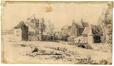 L'ancien pont du Diable à Molenbeek<br>Van Moer, Jean-Baptiste