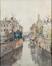 La Senne près de la rue de la Fiancée<br>Van Moer, Jean-Baptiste