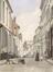 La rue Notre-Dame, vue de la Montagne de la Cour<br>Carabain, Jacques