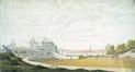 Ruines du Palais ducal<br>Derons, Ferdinand-Joseph
