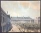 La place Saint-Michel vers 1816<br>Anonyme / Anoniem,