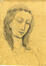 Portrait de sainte Gudule<br>Crespin, Louis-Charles