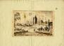 Vue de la Porte de Namur, démolie en 1783<br>Anonyme / Anoniem,