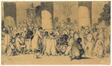 Sermon de mariage dans l'église Notre-Dame du Finistère<br>