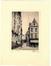 La rue de Rollebeek<br>Mortiaux, Henri