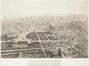 Panorama de Bruxelles en 1854