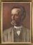 Portret van de vader van de kunstenaar<br>Fabry, Émile