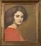 Portrait de Suzanne<br>Fabry, Émile