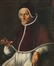 Portrait du pape Adrien VI<br>van Scorel,  Jan