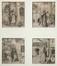 Voorstellingen van heiligen uit de familie van keizer Maximiliaan I<br>Beck d'Augsbourg, Leonhard  / Springinklee, Hans  / Burgkmair, Hans