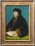 Portrait d'Erasme<br>Holbein,  Hans le Jeune