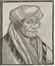 Portrait d'Erasme<br>Munster,  Sebastian