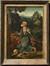 Saint Jérôme se fustigeant avec une pierre<br>Van Cleve,  Joos