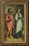 Saint Jean-Baptiste et Saint Jean l'Evangéliste<br>van der Weyden,  Rogier