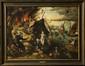 La tentation de Saint Antoine<br>Huys,  Pieter