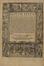 Novum Testamentum ab Erasmo recognitum. • Paraclesis ad lectorem pium • Ratio seu Methodus compendio perveniendi ...<br>Erasmus,  / Frobenius, Ioannes
