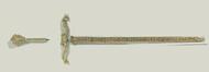 Épée de l'archiduc Ernest d'Autriche