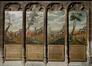 Scènes de la vie de saint Guidon d'Anderlecht<br>